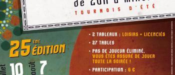 Tournoi de tennis de table Pléneuf-Val-André