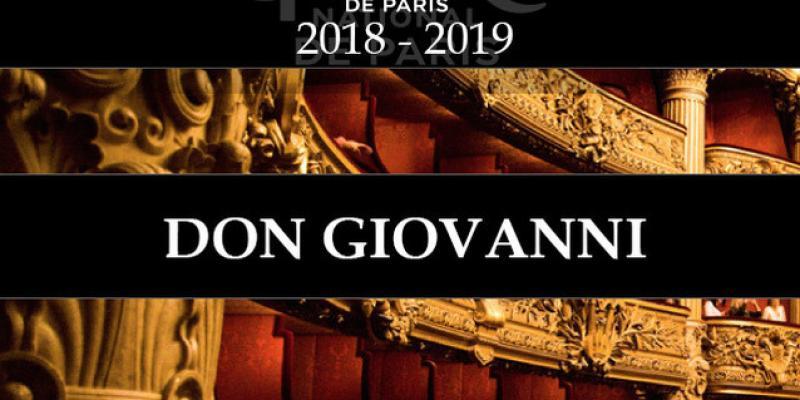 Opéra - Don Giovanni (DIRECT)