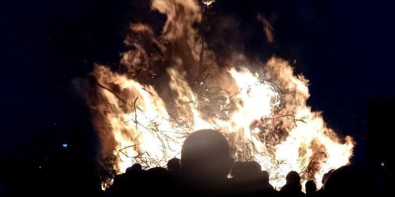 Fête de la musique et feu de la Saint Jean