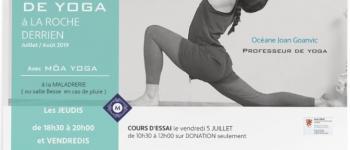 Cours de yoga La Roche-Jaudy