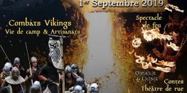 Les Vikings reviennent au Camp de Péran Plédran
