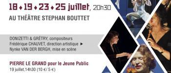 Les Opéras d\été 2019 : Apéritif musical Dinard