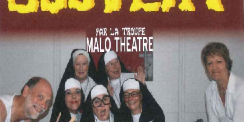 Soirée Théâtre : Hystérie au couvent