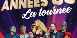 Spectacle - Les Années 80 la tournée - Salle Hermione Saint-Brieuc