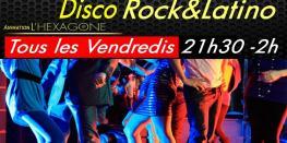 Soirée Disco Rock Latino Saint-Méloir-des-Ondes