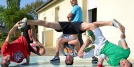 Sol et d'air - Breakdance Dinan