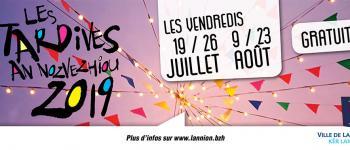 Festival Les Tardives Lannion