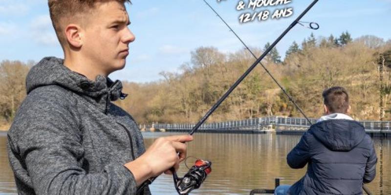 Stage de pêche Leurres carnassiers