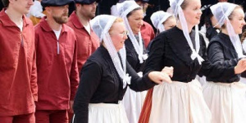 Initiation à la danse bretonne