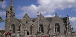 Visite guidée de l'église de Trédrez Trédrez-Locquémeau