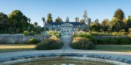 Visite des jardins du Château de Lanniron Quimper