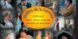 Visite guidée de la ville avec Saynètes (Théâtre de La Corniche Morlaix) Saint-Pol-de-Léon