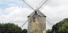 Visites guidées du Moulin à vent de Kercousquet Clohars-Carnoët