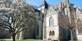 Visite guidée de l'église Saint-Malo Dinan