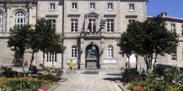 Visite Libre de l'hôtel de Ville de Quimper & Exposition. Quimper