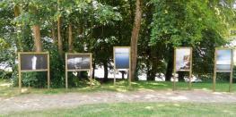 Lecture déambulatoire en clôture du festival de photographie