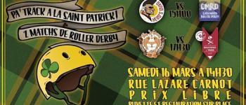 Pa\track à la saint patrick ! Lorient