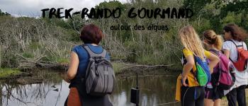 Trek-rando gourmand autour des algues Mousterlin fouesnant