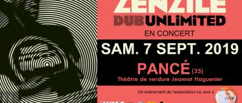 Zenzile en concert au t.j.h. Pancé