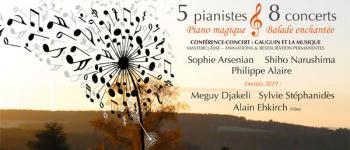 Festival piano à Bézyl Sixt-sur-aff