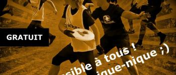 Initiation à l\ultimate frisbee Treguennec