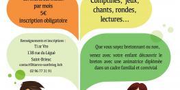 Atelier d'éveil au breton pour les tout petits Saint-brieuc