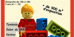Expo briques lego Plérin