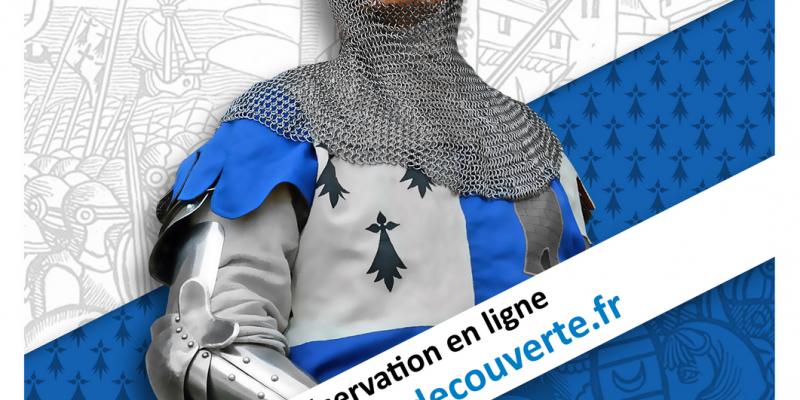 Visite guidée de Saint-Goustan avec expérience 3D