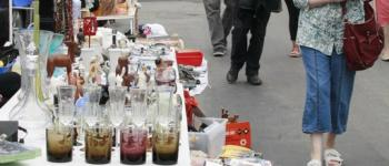 Vide grenier - pole artistes et marche de producteurs Rimou