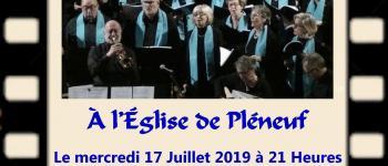 Concert/spectacle \le choeur du verdelet\ Pléneuf-val-andré