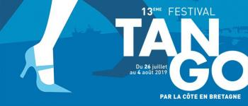 Seasons tango, un spectacle de tango argentin époustouflant tout public en ouverture du 13ème festival tango par la côte à trébeurden Trébeurden