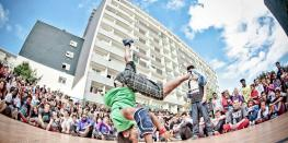 Hip Hop New School BLOCK PARTY QUIMPER