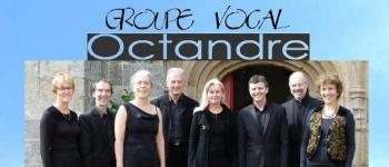 concert avec le groupe vocal Octandre Montauban-de-bretagne
