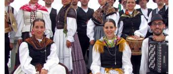 Spectacle folklorique musique et danse du monde \la galice\ Châteaulin