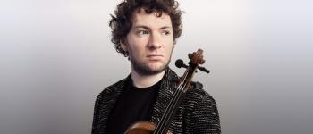 Festival les musicales de blanchardeau: Pierre FOUCHENNERET (violon) et Romain DESCHARMES (piano) Pléguien