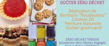 Atelier enfant : Goûter Zéro Déchet : Bonbons, cookies, peinture Tregastel