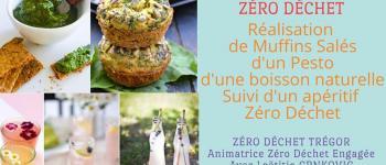 Apéro Zéro Déchet : Muffins, Pesto, Boissons Naturelles Tregastel