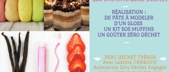 Les enfants zéro déchet : pâte à modeler, gloss et kit sos Trégastel