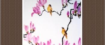 Voyage Poétique autour de la Peinture Chinoise Pleurtuit