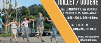 Initiation aux danses bretonnes Saint-brieuc