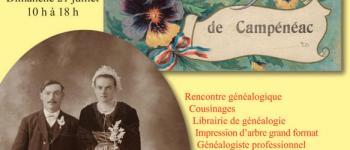 GénéaFrancoBelge invitée d\honneur aux Rendez-vous de la généalogie de campénéac (56)  Campénéac