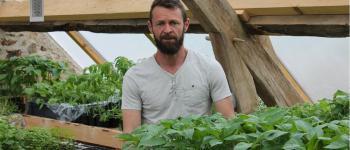 Visite de la ferme du semeur bio Gennes sur seiche
