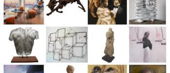 Exposition collective estivale à la galerie laute Rennes