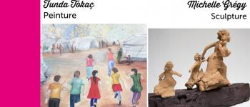 Exposition : \Femmes & Enfance\  par Michelle Gregy et Funda Tokaç Rennes