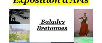 Exposition \Balades bretonnes\ Porspoder