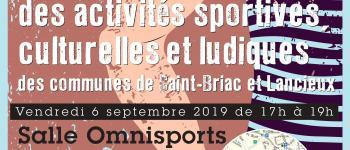 Forum des associations Saint briac