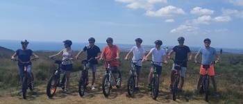 Sortie en vélo-trottinettes électriques  Saint-Nic