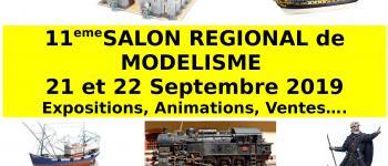 11ème Salon Régional de modélisme Ploulech