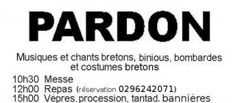Pardon de N. D. de Karmez Lescouët-Gouarec