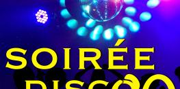 Soiree disco 80 Quintin